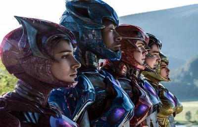 Power Rangers:戰龍覺醒電影劇照2